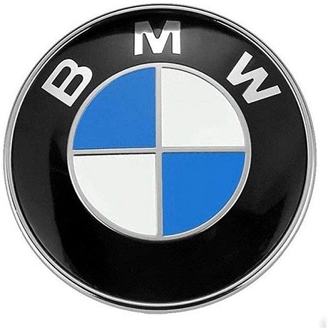 bmw-logo-leather-paint-ireland